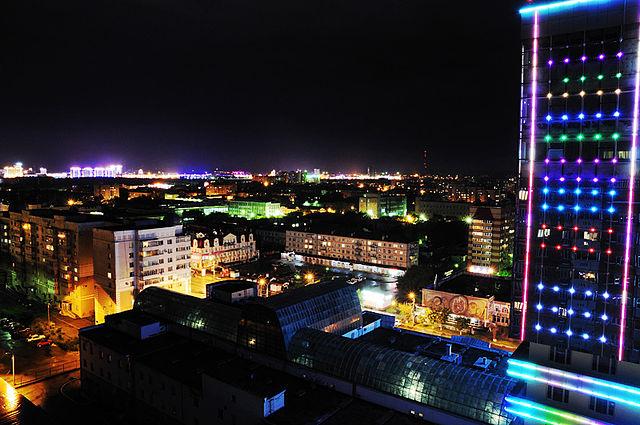 Blagoveshchensk Nuit